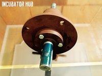 Incubator Fan Hub