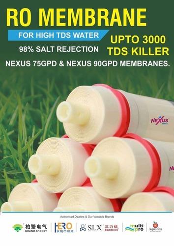 Nexus Pumps & Membranes