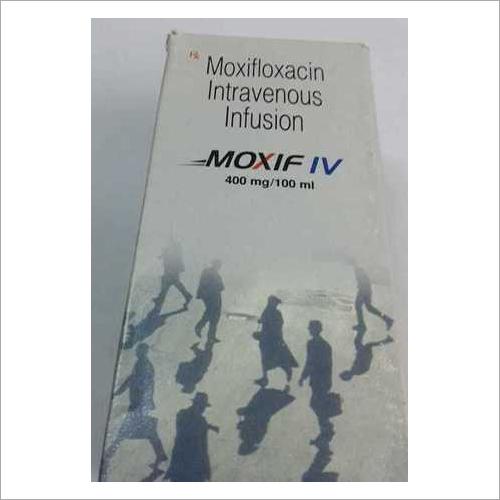 Moxifloxacin Intravenous Infusion