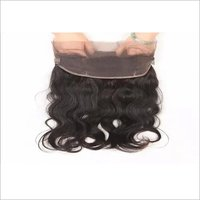 Temple Hair 360 Lace Frontal Wavy