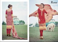 NEW STRAIGHT CUT SALWAR SUITS