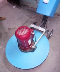 3D THREE BRUSH FLOOR SCRUBBER MACHINE