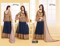 Stylish Heavy Anarkali Salwar Suits
