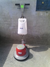 Electric Floor Scrubber Machine