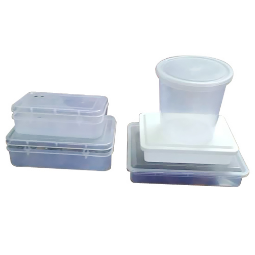 Transparent Plastic Boxes