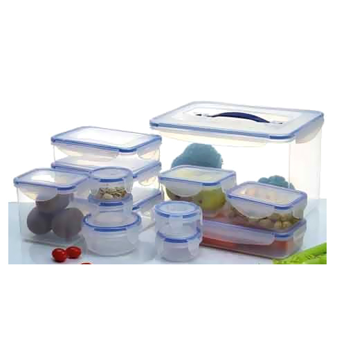 Plastic Kitchenware Containers