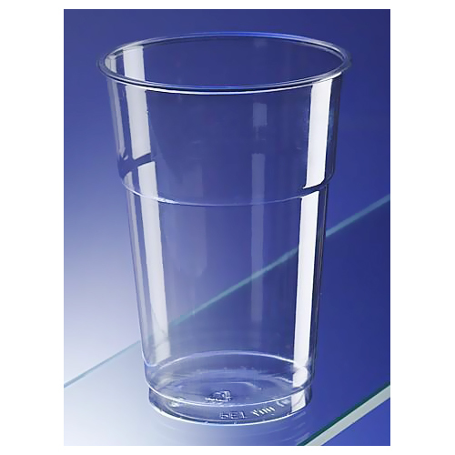 Unbreakable Plastic Glass