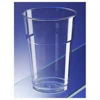 Unbreakable Plastic Glass