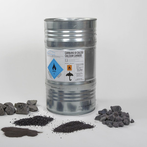 Calcium Carbide 4-25 mm