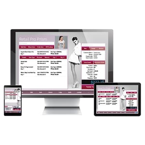 Industrial Retail Management Software