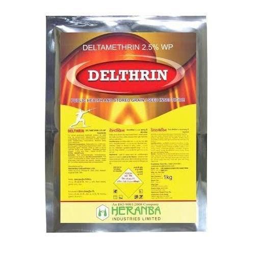 Deltamethrin 2.5% WP