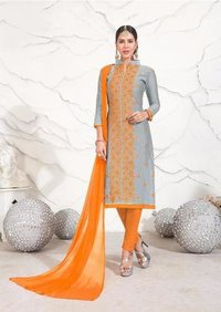 Unique Dress Material