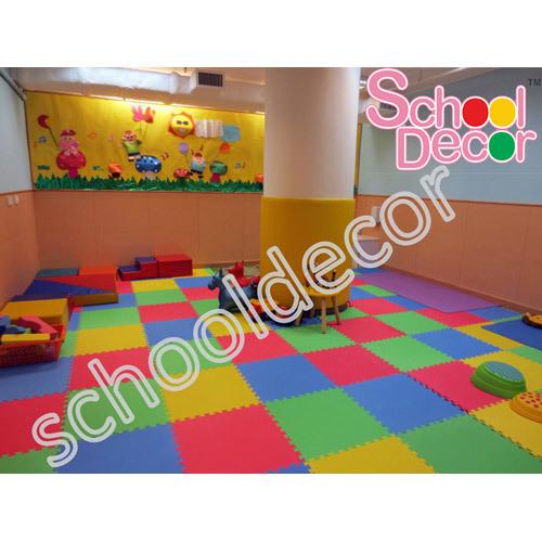 Kids Play School Flooring