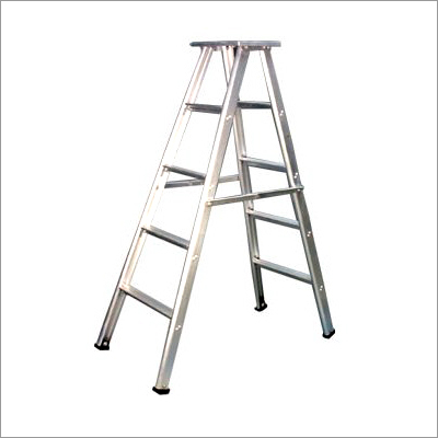 Aluminium Folding Platform Ladder