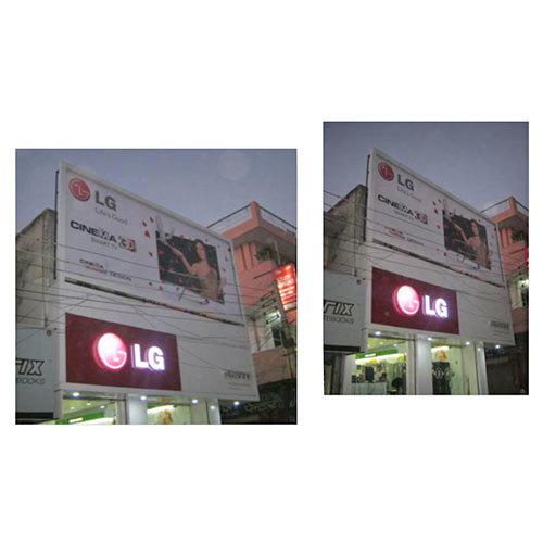 ACP Outdoor LED Signage