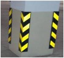 Pillar / Corner Guard (V shape)