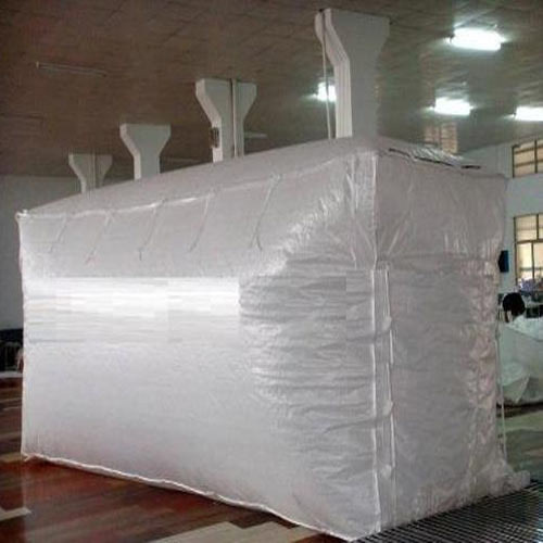 White Container Liner Bag
