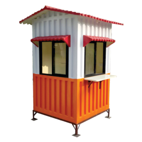 Prefabricated Portable Security Cabins