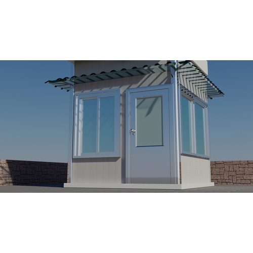 Prefabricated Security Guard Cabin