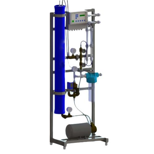 200LPH Mini Reverse Osmosis Plant