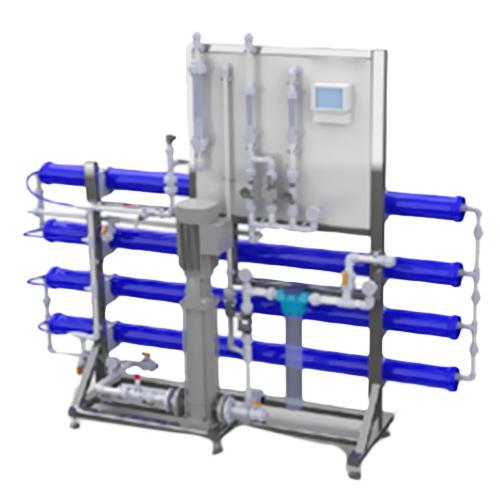 1500LPH Reverse Osmosis Plant