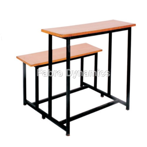 Classroom Bench And Desk
