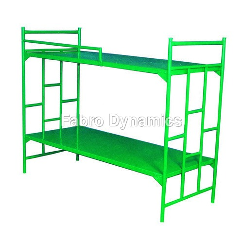 Metal Double Cot Hostel Bed