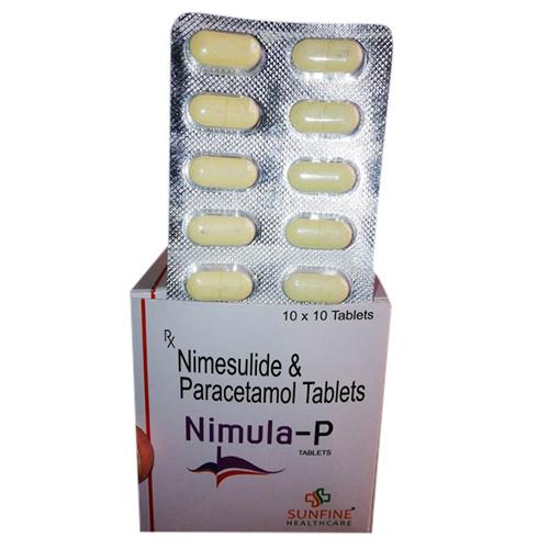 Nimesulide Paracetamol Tablets Manufacturer in Himachal