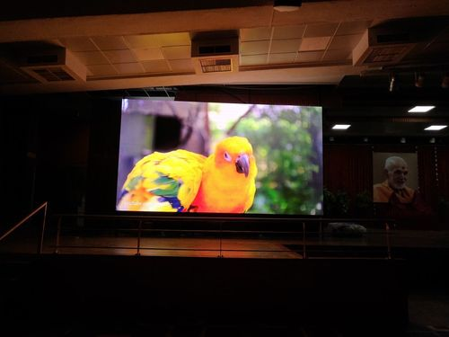 Indoor colorful LED display