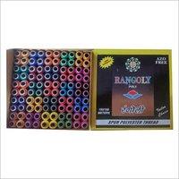 Rangoly Spun Polyester Thread