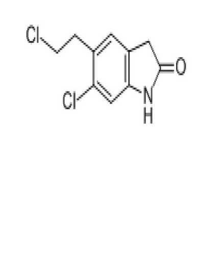 5-Chloro ethyl-6-chloro-2-oxindole