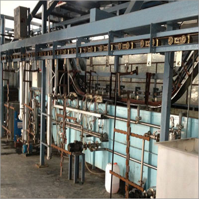 ED Coating Plant - CED Coating Plant