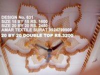 Pandal ceiling design kapda