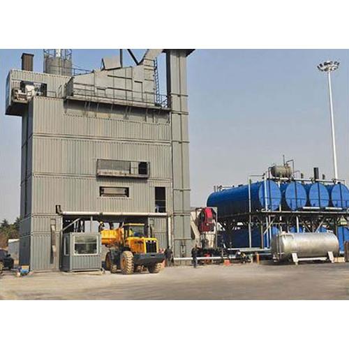 Environmental Compact Asphalt Plant