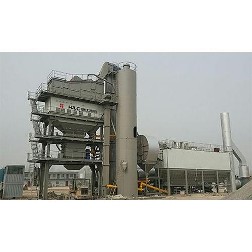 120 T H Asphalt Mix Plant