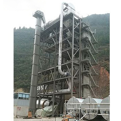 Asphalt Hot Recycling Plant