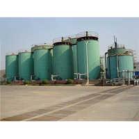 Bitumen Storage Silos