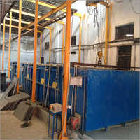Spray Treatment Plant