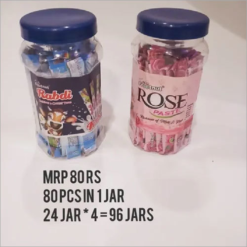RABDI JAR AND ROSE JAR