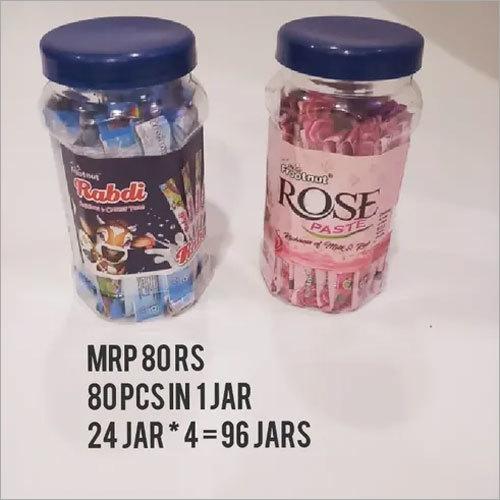 RABDI JAR AND ROSE JAR
