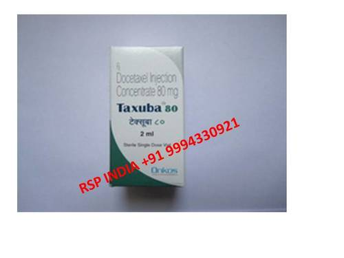 Taxuba 80mg Injection