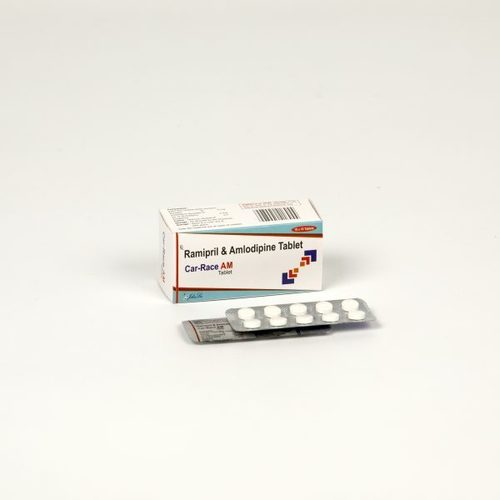 RAMIPRIL 5 MG + AMLODIPINE 5 MG