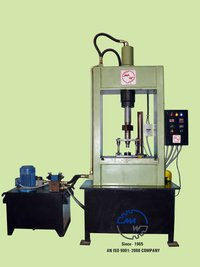 30 ton H-Frame Hydraulic Press Machine