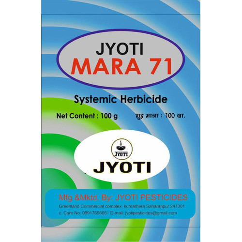 Systemic Herbicide