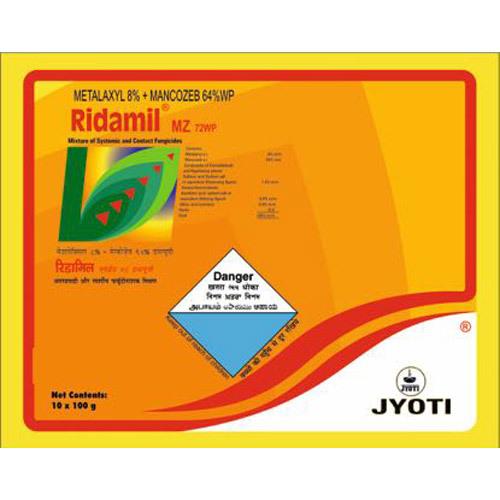 Metalaxyl 8% WP