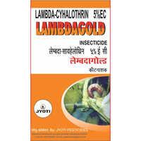 Lambda Cyhalothrin 5% EC Insecticide
