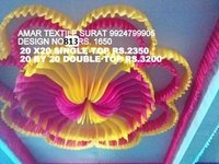 Pandal roof ceiling design