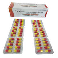 250mg Tetracycline Capsules