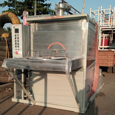Industrial Rotary Cleaning Machine