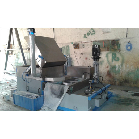 Cleaning Machine Industrial Parts